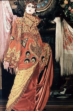 Runway Flashback! Dior 1998 Spring/Summer Haute Couture by Galliano