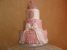 #PRINCESS TIARA #CAKE
