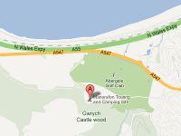 MANORAFON FARM Campsite, Touring, Map, Camping, Maps