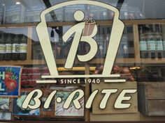Bi-Rite Market: I wish there was one of these shops down the street from me in Rome.