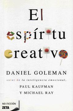 Excelente para comprender e incentivar la creatividad personal y de los demás.