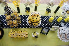 Bumble bee party << OR a what will i be party when i want to find out the sex of my next baby =]]