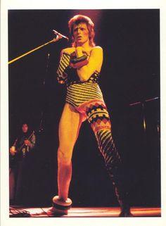 david bowie. 70s.