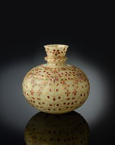 Base of a Water Pipe (huqqa) Object Name: Huqqa base Date: 1740–80 Geography…