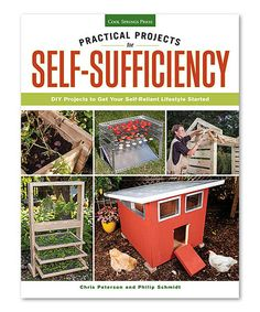 Practical Projects for Self-Sufficiency Paperback #zulily #zulilyfinds