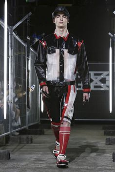 KTZ Menswear Spring Summer 2016 London - NOWFASHION
