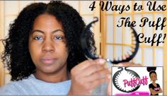 I picked up the Puff Cuff Hair Clamp at the Atlanta Hair Show. It's so easy and so great for thick hair! In this video I share 4 wa. Natural Hair Puff, Natural Hair Care, Natural Hair Styles, Atlanta Hair Show, Hair Growth Stages, Hair Hacks, Hair Tips, Hair Shows, Hair Tutorials