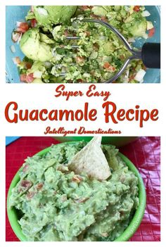 Made from scratch guacamole recipe. Mexican for dinner recipes. Sausage Recipes, Crockpot Recipes, Healthy Recipes, Spinach Recipes, Chicken Recipes, Carrot Recipes, Lentil Recipes, Tofu Recipes, Noodle Recipes