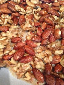 Creative Party Ideas by Cheryl: Heat up your next tailgate….Fireball Spicy Nuts Recipe Carmelized Pecans, Appetizer Recipes, Appetizers, Spicy Nuts, Creative Party Ideas, Nut Recipes, Party Snacks, Cheryl, No Cook Meals