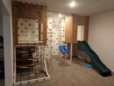 Kids Basement Playset