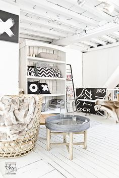 Beach house style TUTZE Store in Netherlands 12