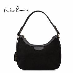 Cheap brand handbags, Buy Quality handbag brand directly from China handbags for ladies Suppliers: 2018 New Women Real Suede Leather Small Shoulder Bag Brand Female Leisure Cossbody Hobo Handbag For Lady Blosa Top-handle Bags Suede Handbags, Hobo Handbags, Cross Body Handbags, Purses And Handbags, Women's Handbags, Designer Handbags, Hobo Purses, Nylon Tote, Small Shoulder Bag