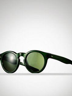 Sonnenbrille im Keyhole-Design - Sonnenbrillen Herren - Ralph Lauren Deutschland