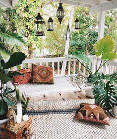 Um lugar pra relaxar.