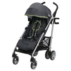 Breaze Click Connect Stroller in Azalea is the easiest folding umbrella stroller and accepts all Graco Click Connect infant car seats to create a travel system. Best Lightweight Stroller, Best Double Stroller, Best Baby Strollers, Double Strollers, Umbrella Stroller, Pram Stroller, Jogging Stroller, Toddler Stroller, Shopping