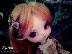 do you see the freckles??? XD   i love her very very much :D…   Flickr