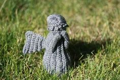 This is the Hook: Does the Crochet of an Angel become an Angel?
