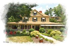 Red Rocker Inn in Black Mountain, North Carolina   B&B Rental136 N Dougherty Street