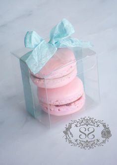 French Macaron Favor