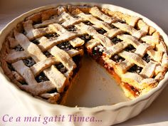 Ce a mai gatit Timea. Apple Pie, Sweet Treats, Good Food, Cooking Recipes, Blog, Sweets, Tart, Cheer Snacks, Chef Recipes