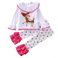 Christmas Pajamas Set