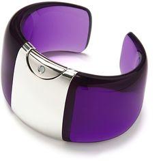 Armida Touch bracelet - fragrance dispenser  Violet    @armidatouch  http://www.armidatouch.com/create-bracelet