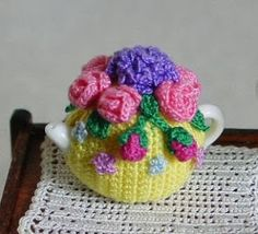 A perfect Tea Cosy from minicrochetmad
