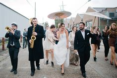 Mint Julep Productions   Sweet Travel-Themed Celebration in NOLA on Borrowed & Blue.