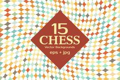 CHESS Vector Backgrounds @creativework247
