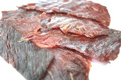 Beef Jerky | 43 Survival Food Items That Actually Taste Good…