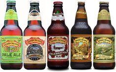 Sierra Nevada Beer Labels