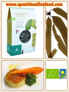 Kombu de Azúcar #Deshidratado #Ecológico. www.spanishonlinefood.com/es/ecologicos/algas-ecologicas/kombu-de-azucar-deshidratado-ecologico.html Dried Sweet Kombu. www.spanishonlinefood.com/en/organic/organic-seaweed/dried-sweet-kombu.html Getrocknete #Kombu Zucker #Algen.  Kombu au Sucre Déshydraté.  #Sof #Galicia #Algas #Orgánico #SpanishFood #Spain #Seaweeds #Natural #Organic #Bio #Spanien #Ökologisches #Organischen #Öko #Espagne #Algues #Écologique #Gourmet #Food #Foodies Spanish Food