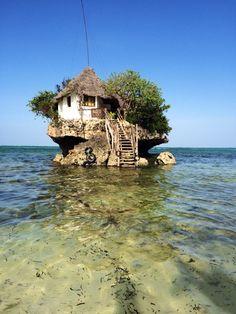 The Rock Restaurant Zanzibar in Zanzibar, Regione di Zanzibar Centro-Sud