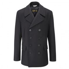 Churchill Reefer Coat