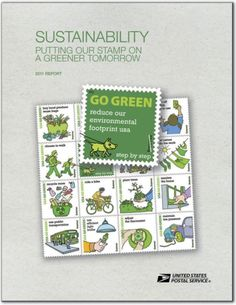 Postal Service Releases Fourth Annual Sustainability Report