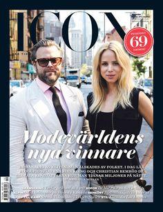 Icon Magazine, prenumeration tack!