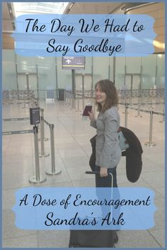 Sandra's Ark: The Day We Had to Say Goodbye - A Dose of Encouragement 88