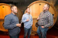Hubinsky & Hubinsky brothers and ... Peter Stanko #winemaker