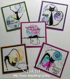 Katzelkraft - French rubber stamps - KATZELKRAFT