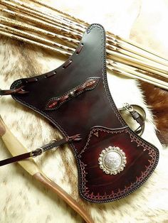 Archery Quiver, Bow Quiver, Archery Arrows, Archery Hunting, Archery Targets, Turkish Bow, Mounted Archery, Kayaking Gear, Archery Equipment