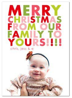 holiday card..