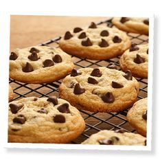 Chocolate Chip Cookies | Stevia Recipes | SweetLeaf Stevia® Sweetener | Natural Stevia Sweetener