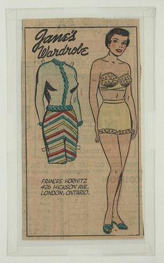 Jane's Wardrobe 1958   eBay