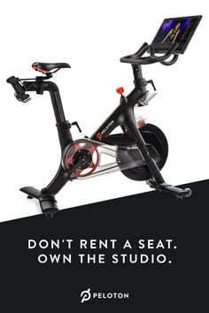 Learn more about Peloton's 30-day guarantee, 1 year warranty and financing options.