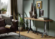 Vintage möbel eisen altholz 1920s original ✦ massivholz die