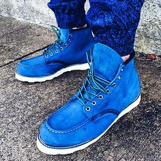 In the Streets // On Foot. Ready to Do It To It in 2015. The 'Blue Decembers' by @grnwchvntgco. http://ift.tt/LddgP1