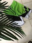 ♮• BILLABONG MENS Size 32 #BOARDSHORTS Surf #Platinum Quad #Stretch NWOT Green Be quick! http://ebay.to/2quBae2