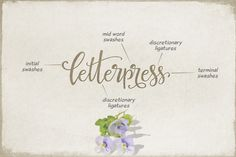 La Veronique Script (intro 20% off) by MyCreativeLand on Creative Market