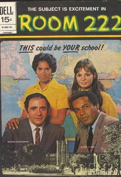 Room 222 Loved this show-Karen Valentine was a great role model for us girls.