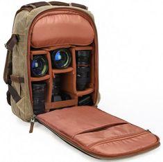 professional camera bags (5) Best Camera Backpack, Dslr Camera Bag, Rucksack Backpack, Canvas Backpack, Waterproof Camera Bag, Stylish Camera Bags, Laptop Bag, Backpacks, Professional Camera